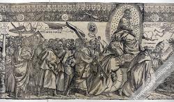 Corteo processionale con Trionfo di Cristo