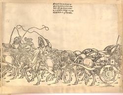L'ingresso di Carlo V a Bologna