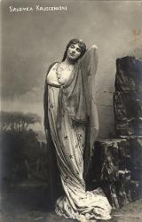 Loreley Salomea Krushelnytska / Ritratto
