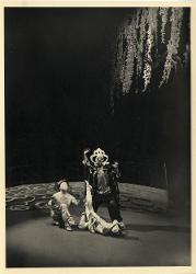 Zwölf Kammertanzwerke (Dodici danze da camera) Alida Mennen, Paul Bohm e Aurel Milloss sulla scena / Foto di scena
