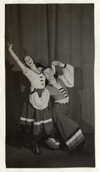 Zwölf Kammertanzwerke (Dodici danze da camera) Alida Mennen e Aurel Milloss sulla scena / Foto di scena