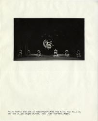 Zwölf Kammertanzwerke (Dodici danze da camera) Magda Karder, Paul Bohm e Tanzgruppe / Foto di scena