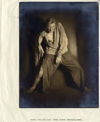 Tanz eines Energielosen Aurel Milloss / Foto di scena