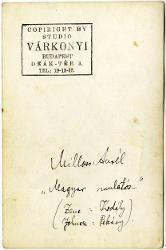 Ungarische Rhapsodie (Rapsodia Ungherese) Aurel Milloss: Magyar rapszodia / Foto di scena