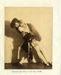 1918 - Groteske Parodie Serafine Kinne e Aurel Milloss / Foto di scena