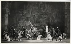 Gaukelei (Incantesimi) Veduta d'insieme della scena con interpreti / Foto di scena