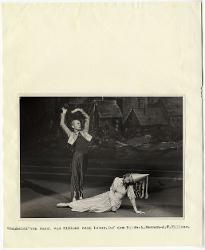 Gaukelei (Incantesimi) Alida Mennen e Aurel Milloss in Gaukelei / Foto di scena
