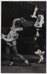 Rosario la Tirana Interpreti in due momenti coreografici: nel primo Alida Mennen e Paul Bohm, nel secondo Sigfried Jobst e Fritz von Kaiserfeld. / Foto di scena