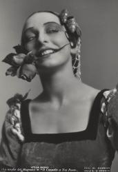 Der Dreispitz (Il Cappello a tre punte) Attilia Radice nel ruolo de la moglie del mugnaio / Foto di scena