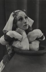 La Giara Attilia Radice nel ruolo di Nela / Foto di scena