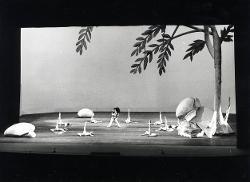 La Follia di Orlando Veduta d'insieme della scena con interpreti / Foto di scena