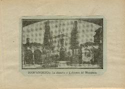 Suor Angelica Chiesa e chiostro / Illustrazione