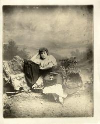 Virginia Ferni Germano / Ritratto