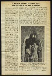 Ca' Foscari è quest'anno al suo terzo esperimento di fedeltà a una scelta di cose rare  aprile 1954