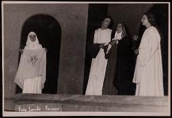 Mistero della natività, passione e resurrezione di nostro Signore Paolo Poli e altri interpreti / Foto di scena